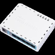 Ubiquiti и Mikrotik - лучшие цены! Mikrotik RB250GS
