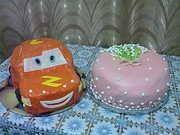 Пеку торты на заказ.