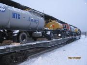 Железнодорожные перевозки Казахстан