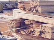 Доска строительная обрезная из сосны