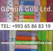 Полотенца махровые,  полотно махровое - Sell terry towel and terry fabr