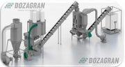 Технологии производства топливных гранул (пеллет)