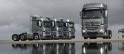 Детали для грузовых автомобилей Mercedes,  Man