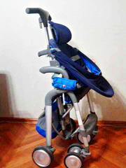 Продается детская коляска б/у в отличном состоянии