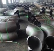 Отводы трубопроводов для соединения в стык