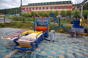 Вибропресс Рифей-Полюс,  Линия для производства плитки и бордюров