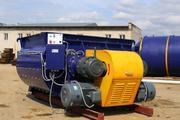 Двухвальный бетоносмеситель БП-2Г-1500