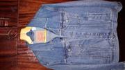 Джинсовая куртка мужская Levi's