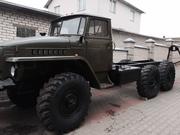Урал 4320 , шасси с хранения  военная сборка в СССР.