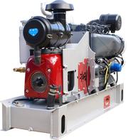 Gardner Denver XK12 с ДВС Д 144 - компрессорный агрегат