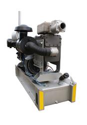 Gardner Denver Bulkline 650 с ДВС Д 144 - компрессорный агрегат