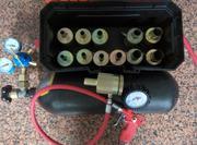 Бизнес под ключ, ремонт амортизаторов, набор 12 насадок