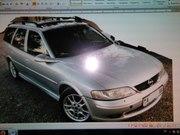 Opel Vectra 2001 г