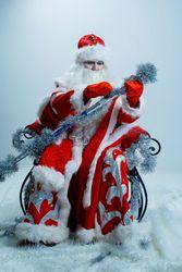 Дед Мороз на Новый Год,  проведения детского праздника