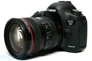 Canon EOS 5D Mark III камера
