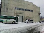 Производственно-складской комплекс в г.Санкт Петербург