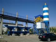 Стационарный бетонный завод«Changli» HZS 35.