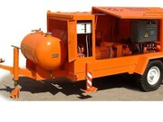 Бетононаcос XHBT-25 (25 м3/час) , насос бетонный