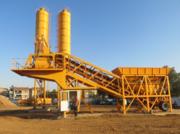 Мобильный бетонный узел «Changli» YHZS 35 (35 м3/час) БСУ