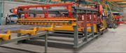 Полуавтоматическая линия для сварки сетки TJK GWCZ 2400/2800..