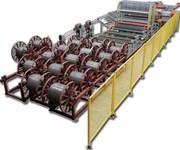 Автоматическая линия для сварки сетки TJK GWCSP2400/2800/330