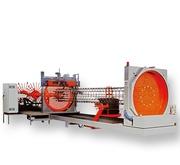 Линия для изготовления цилиндрических каркасов TJK HL1500 В