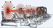 Линия для изготовления цилиндрических каркасов TJKHL15/20/30Е