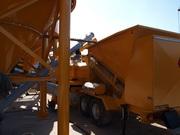 Б/у мобильный бетонный завод M2200