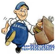 ремонт стиральных машин и посудомоечных машин в Ашхабаде 99361582966