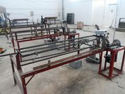 Продаем станки автоматы для плетения сетки рабица