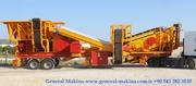 Продается мобильная сортировочно дробильная оборудования General01.