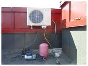 Установка,  ремонт и заправка кондиционеров в городе Ашхабад