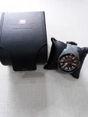 Оригинальные швейцарские кварцевые часы Hanowa Swiss Military