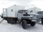 ТБМ на шасси Урал 432007-30