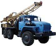 Буровая установка УРБ-2А2   на шасси Урал 555717-30
