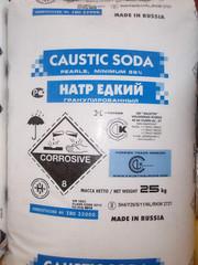 Химия! Каустическая сода