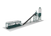 Ленточный бeтонный завод RTM