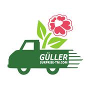 Служба доставки цветов и сюрпризов по Туркменистану - «Сюрприз-ТМ»