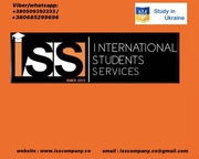 ISS Company-International Students Services,  Study in Ukraine