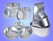 Производим и оптом реализуем оцинкованные изделия в ассортименте