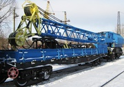 Кран железнодорожный ЕДК 300/2 (60 тонн)
