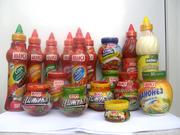 Кетчуп,  майонез,  горчица,  соусы - Коммерческое предложение